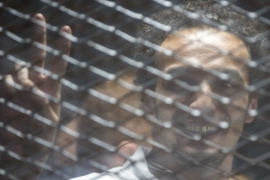 Photojournalist Shawkan should be freed soon, according to his lawyer [Roger Anis/AP Photo]