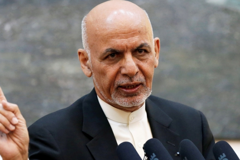 The Afghan Government Is Failing To Deliver On Its Promises Ashraf Ghani Al Jazeera