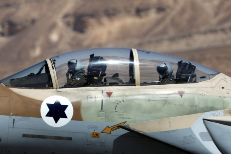 "Israeli pilots' actions that led to the downing of a Russian plane were allegedly ""premeditated"" [File: Reuters]"