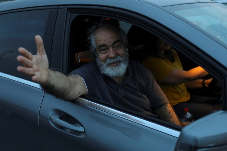 Mehmet Altan was released from prison in June, but his sentence was also upheld on Tuesday [Reuters]