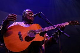 The Voice: Vusi Mahlasela reflects on his life in music and activism