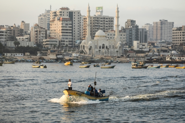 Over the years, Israel has reduced the fishing zone depending on tensions with Hamas [File: Anadolu]