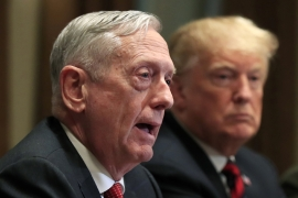 Pentagon chief Mattis quits, cites policy differences with Trump