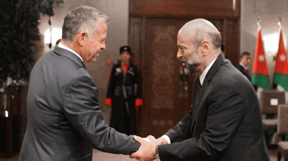 Jordan's King Abdullah accepts prime minister's resignation thumbnail