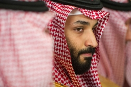 Mohammed bin Salman, the de facto leader of the kingdom, has seen a quick rise to power [Cliff Owen/AP]
