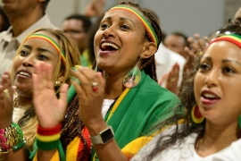 Abiy Ahmed's gender balanced cabinet has a tremendous transformative potential to end Ethiopian women's experience of invisibility and the silencing of their voice and capacity, writes Allo [Reuters]