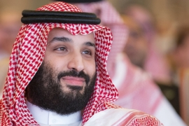 MBS launched seven projects in renewable and atomic energy, water desalination, genetic medicine and aircraft industry [Reuters]