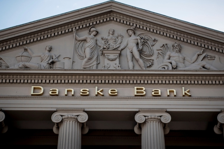 Danske Bank is under investigation in at least six countries over activities at its Estonian branch [File: Mads Claus Rasmussen/Ritzau Scanpix via Reuters]