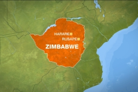 At least 47 killed after two buses collide in Zimbabwe