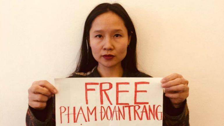 Vietnam arrests leading democracy activist after US rights talks | Vietnam