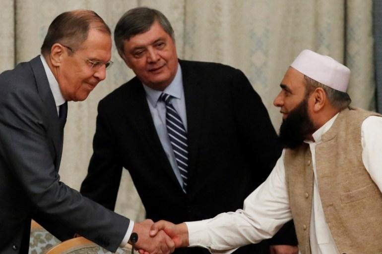 Russland hält die Taliban zu Recht für vernünftig