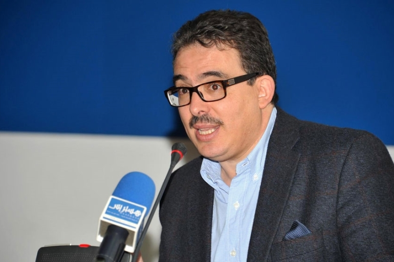 UN rights experts say Taoufik Bouachrine was the victim of 'arbitrary detention' and 'judicial harassment' [Facebook]