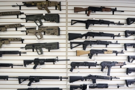 Gun economics: The weaponisation of the US