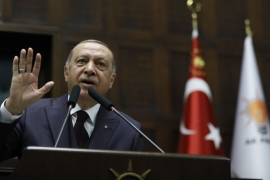 Turkish foreign minister says Erdogan's response to Prince Mohammed's request was - 'Let's see' [AP]
