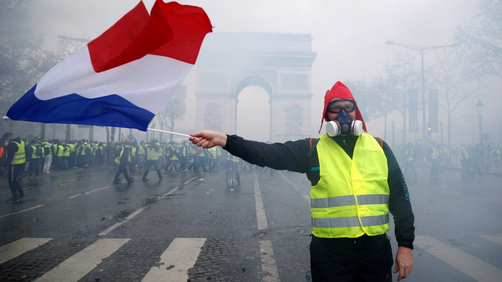 What is the purpose of the yellow vest movement cambridge investment research salary