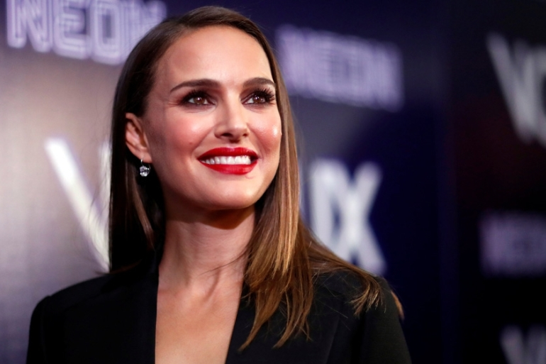 'The [Israeli] Nation-State Law is racist,' Israeli-American actress Natalie Portman says [Mario Anzuoni/Reuters]