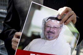 Khashoggi was killed by a Saudi hit squad on October 2 shortly after he entered his country's consulate in Istanbul [EPA]