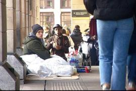 UK homelessness: Thousands sleeping rough in Britain says charity