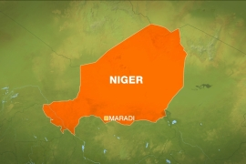 Niger is one of several countries in the impoverished Sahel region to be hit by violence by armed groups [Al Jazeera]