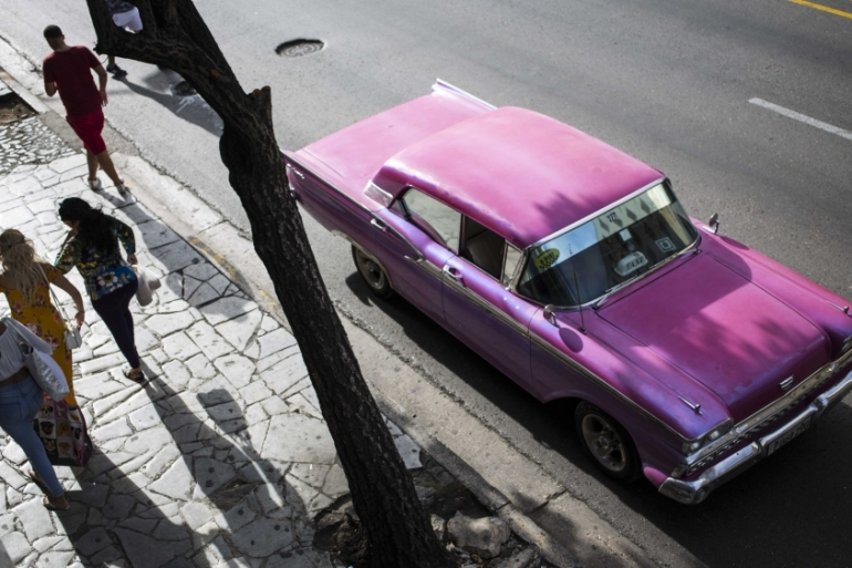Cuba's new constitution will be submitted to a referendum in February 2019 [File: Desmond Boylan/The Associated Press]