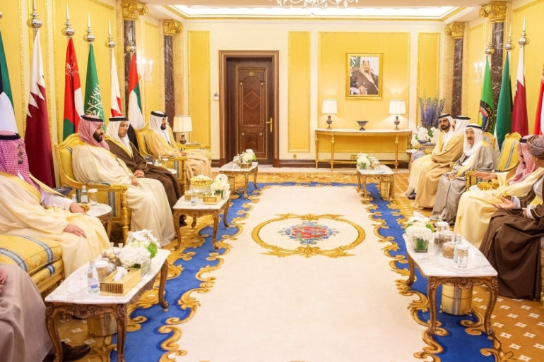 The 39th GCC summit came amid an ongoing blockade of Qatar imposed in June 2017 [Reuters]