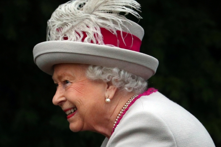 The Times of London described the queen's comments as a 'rebuke to warring politicians' [File: Hannah McKay/Reuters]
