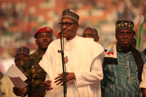 Buhari, a former army general first elected in 2015, came to power promising to tackle Nigeria's security problems [File: Reuters]