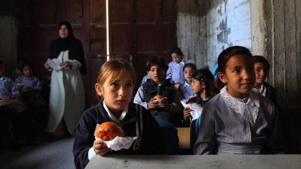 World Food Programme Cuts Aid For Palestinians Middle East Al Jazeera