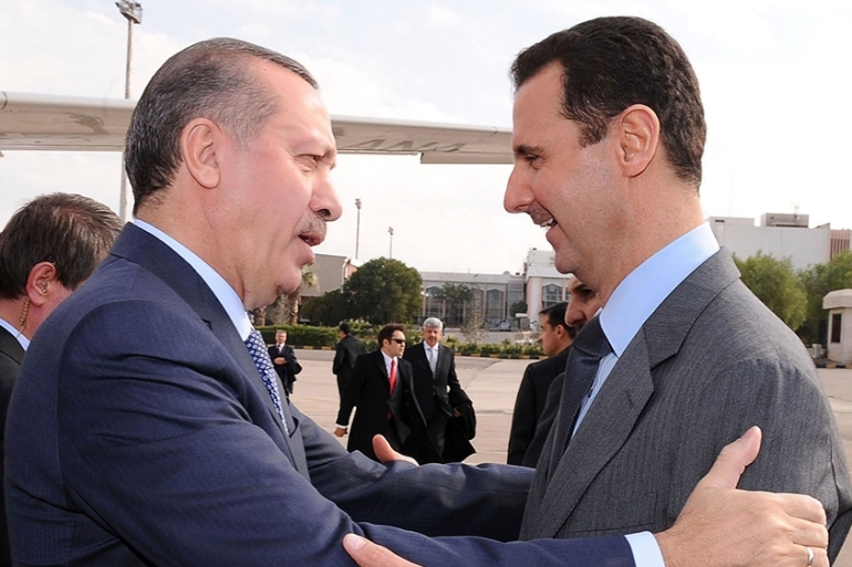 Erdogan and Assad: A former friendship damaged beyond repair? | Bashar al- Assad News | Al Jazeera