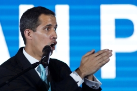 Venezuela's Guaido lays out broad vision for the country
