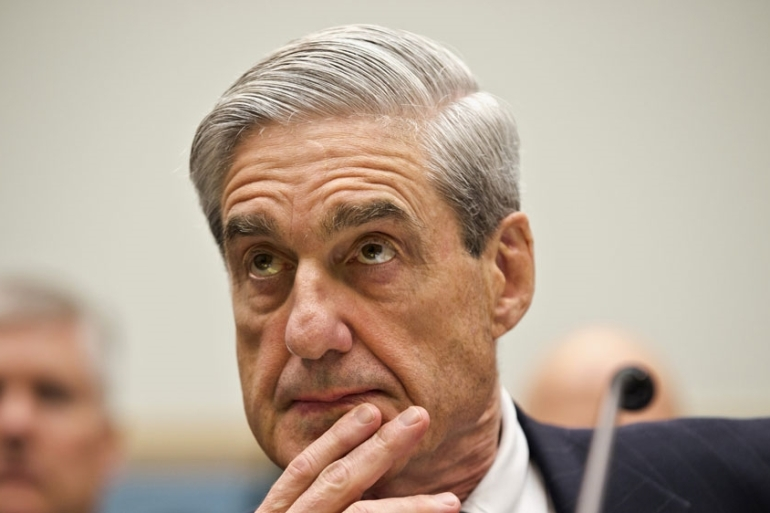 Mueller is leading a probe into Russian interference in the 2016 US election campaign [J Scott Applewhite/AP]