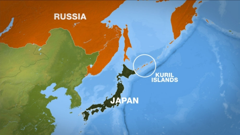 , Kremlin denounces Japan's sovereignty claim over disputed islands, The World Live Breaking News Coverage & Updates IN ENGLISH