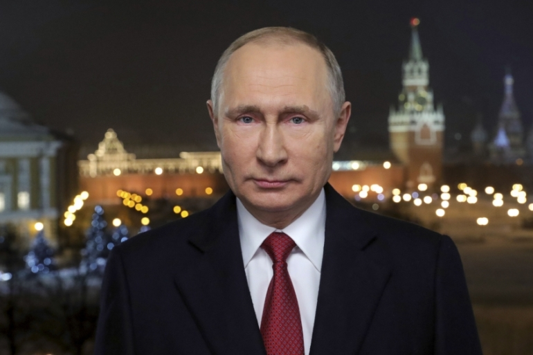 Poll Shows Russia S Trust In Vladimir Putin Falls To All Time Low Russia Al Jazeera