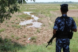 Rebels attacked police posts in the Buthidaung area in northern Rakhine [File: Michelle Nichols/ Reuters]