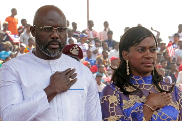 Liberians Grow Wary Of George Weah As Economic Woes Deepen Liberia Al Jazeera