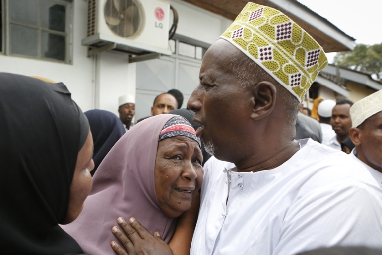 The last five years has seen more than 20 attacks carried out by al-Shabab fighters that have left at least 300 people dead [Brian Inganga/AP Photo]