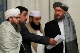 Are the Taliban using an 'attack and talk' strategy?