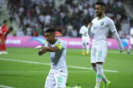 Saudi Arabia, like Qatar, beat Lebanon and North Korea in their group matches [Francois Nel/Getty Images]