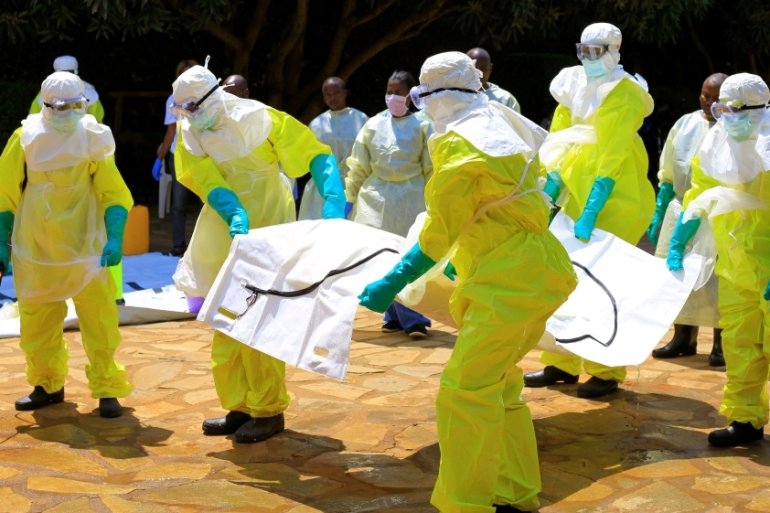 The current Ebola outbreak, the second-deadliest in history, has claimed the lives of more than 2,000 people [File: Samuel Mambo/Reuters]