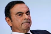 Ghosn was arrested by Japanese authorities in November 2018 [File: Reuters]