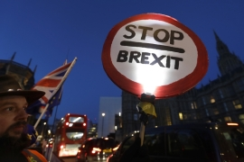 What's the economic toll of Britain's Brexit chaos?