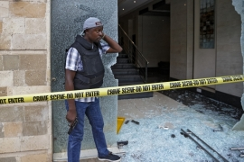 Kenya to arm private security guards after al-Shabab attack