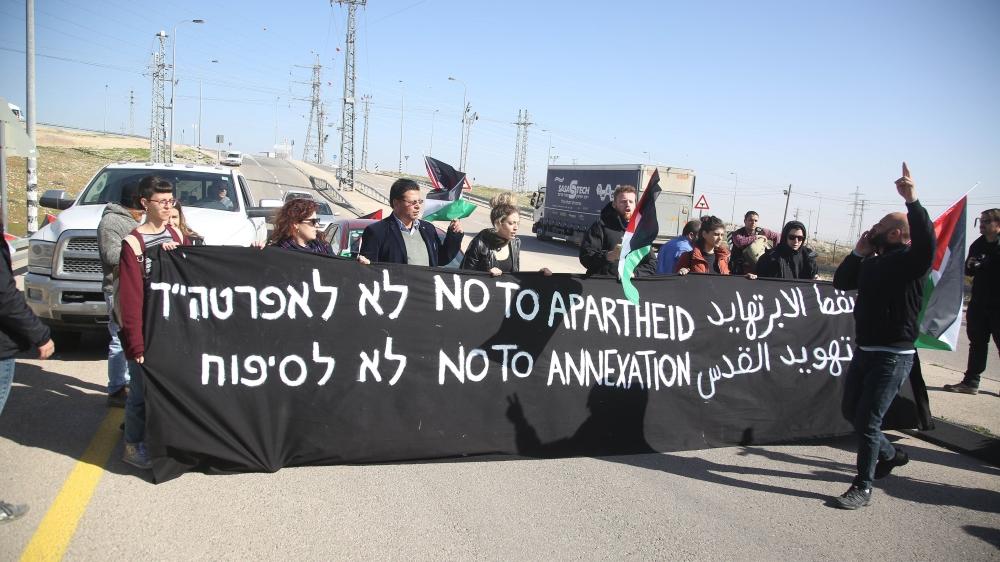 www.aljazeera.com: B'Tselem's 'bombshell' apartheid report: Stating the obvious