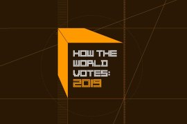 How different voting systems work around the world