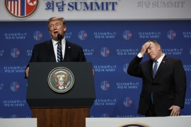 Trump, Kim leave Vietnam summit without agreement