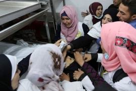 UN: Possible Israel crimes against humanity in Gaza