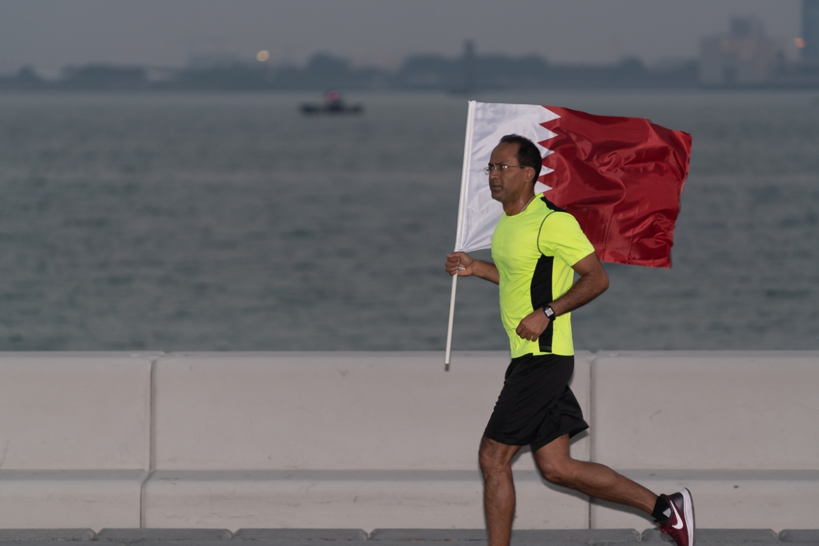 In the Asian Cup, Qatar beat teams ranked higher than them, including Saudi Arabia, the UAE, South Korea and Japan. [Sorin Furcoi/Al Jazeera]