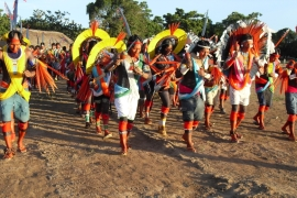 The Kayapo say that they haven't been consulted adequately about the railway [Luis Carlos da Silva Sampaio/Instituto Kabu/Al Jazeera]