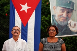 Cubans attend a public political discussion to revamp a Cold War-era constitution in Havana [File: Tomas Bravo/Reuters]