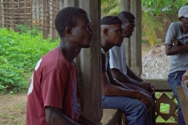 Trying to tackle sexual violence in Sierra Leone, one man teaches men how to be better husbands.
